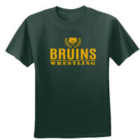 Wrestling Short Sleeve Performance T Thumbnail